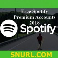 Free Spotify Premium Accounts July 2019 – Music is a source of entertainment for many people.