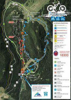 Horská cyklistika | Malinô Brdo ski & bike park, Ružomberok