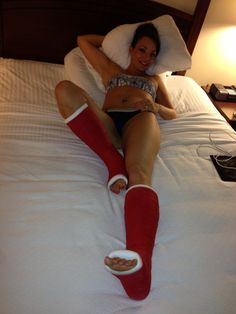 Sex W Broken Leg 114
