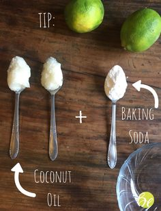 Coconut Oil to whiten underarm