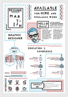 Example Of Graphic Design Resume Gorgeous Graphic Designer Resume  A Pinterest Collectionjames Gallardo .