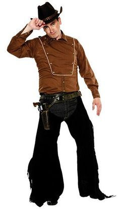 Old West Costume Western Costume Costumes Western Costumes