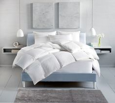 Hotel Collection Bedding, Down Comforter and Pillows - modern - bedding - other metro - by Hotel Collection (color palette)
