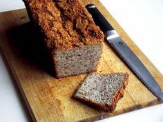 Gryczany chleb bezglutenowy Banana Bread, Gluten Free, Food, Diet, Glutenfree, Essen, Sin Gluten, Meals, Yemek