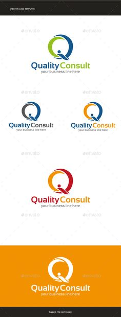 Q Letter - Logo Design Template Vector #logotype Download it here: http://graphicriver.net/item/q-letter-logo-template/8513834?s_rank=731?ref=nexion