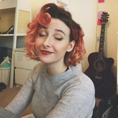 Image result for tessa violet short hair