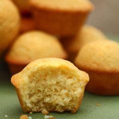 Portuguese Mini Lemon Orange Cakes