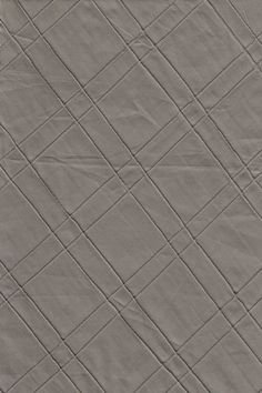 Pintuck Charcoal - Persnickety Fabrics