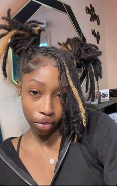 Big Box Braids Hairstyles, Dreadlock Hairstyles, Baddie Hairstyles, Braided Hairstyles, Braided Locs, Black Girl Dreads, African Natural Hairstyles, Curly Hair Styles, Natural Hair Styles