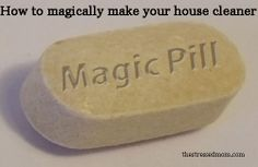 BIG secret to keeping your house clean!