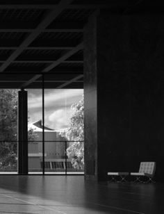 National Gallery in Berlin | Mies van der Rohe | Juraj Talcik