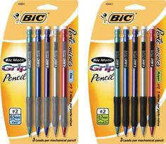 Staples®. has the BIC® Grip Mechanical Pencil, 5/Pack you need for home office or business. Shop our great selection, read product reviews and receive FREE delivery on all orders over $20.