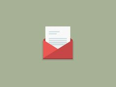 Flat icons by Applove , via Behance