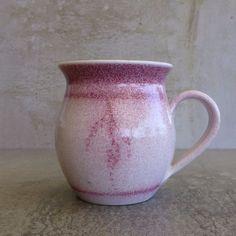 Australian Studio Pottery Coffee Mug by Rod Page, Crystalline Pottery Studio  Bonny Hills NSW Australia.