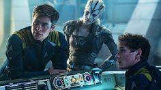 คำคมหนัง คำคมภาพยนตร์ แนะนำหนัง แนะนำภาพยนตร์ : Star Trek Beyond สตาร์ เทรค ข้ามขอบจักรวาล