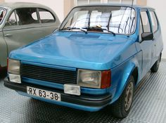 """Trabant East German Cold war era classic """"plastic car"""" ith a thrifty 2 cycle engine -  Informationen zu Trabant Der Trabant wird zum Symbol der wechselvollen deutschen Geschichte"""