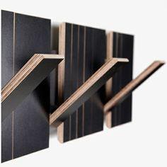 Pianoforte Coat Rack by Shibui | MONOQI