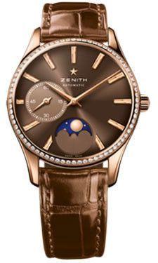 Zenith Elite Lady Ultra Thin Moonphase RG 22.2310.692/75.C709