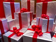 Pretty Gift Packages by TaniaGail, via Flickr