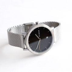腕時計「2203 MESH/BLACK DIAL (CH)」(ユニセックス)