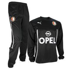 3 Feyenoord trainingspak