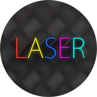 Laser Beam Icon Pack 3.0.1 APK Apps Personalisation