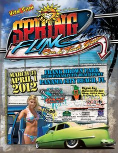 Spring Fling Car and Truck Show...Frank Brown Park.