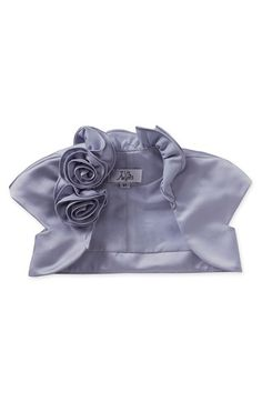 Us Angels Cap Sleeve Satin Bolero (Baby Girls, Toddler Girls, Little Girls & Big Girls) available at #Nordstrom