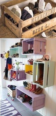 Plus de 1000 id es propos de le blog de shoji astuces - Astuces pour ranger ses chaussures ...