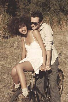 New in Town(An Interracial Romance)