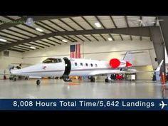 Learjet 60 for sale - YouTube