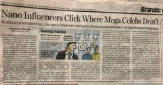 Economic Times, Campaign, Social Media, Business, Store, Social Networks, Business Illustration, Social Media Tips
