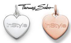 Mit etwas Glück steckt auch in deiner Box eines der 50 Herzchen von Thomas Sabo x InStyle!