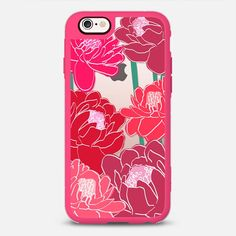 Pink Aroma Flowers - New Standard Case