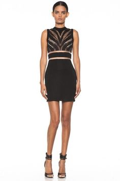 ALEXANDER WANG DRESS - Thanksgiving, Christmas, or New Years... Can't decide when to wear this stunning beauty