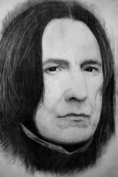 68 Ideas For Harry Potter Art Drawings Sketches Severus Snape - Moyiki Sites Harry Potter Sketch, Saga Harry Potter, Harry Potter Artwork, Harry Potter Pictures, Harry Potter Drawings, Harry Potter Memes, Harry Potter World, Severus Snape, Severus Rogue