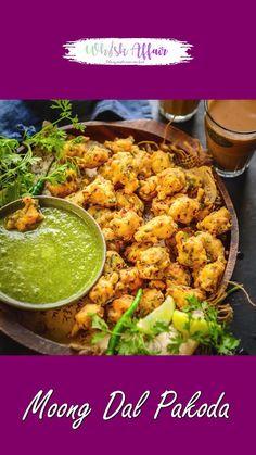 Indian Vegetable Recipes, Pasta Recipes Indian, Pakora Recipes, Chaat Recipe, Moong Dal Recipe, Spicy Recipes, Appetizer Recipes, Cooking Recipes, Curry Recipes