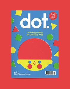 Dot magazine by Anorak in Colors