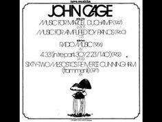 john cage : radio music John Cage, Memes, Music, Musica, Musik, Meme, Muziek, Music Activities, Songs