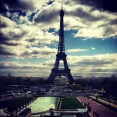 #paris #eiffeltower