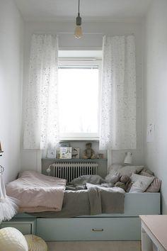 Clever platzierte Möbel schaffen den Raum, den Sie brauchen.