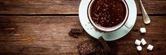 Receta para preparar un chocolate caliente natural