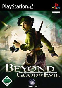 Beyond Good & Evil: Playstation 2 Note: PlayStation store has it for $9.99
