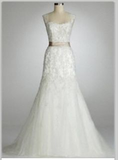 Cute wedding dress lace