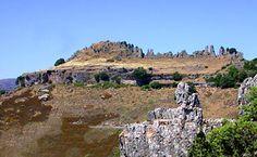 I Tacchi di Ussassai, #Ogliastra #Sardinia