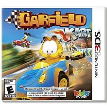 This is probably terrible as a game but the kids have been reading old Garfield comics and watching the show, and I wanted something not pokemon... I would guess cheaper at somewhere like Game Stop...