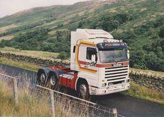 Scania 380 Topline Streamline.