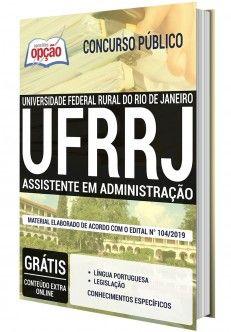 Apostila Preparatoria Concurso Universidade Federal Rural Do Rio