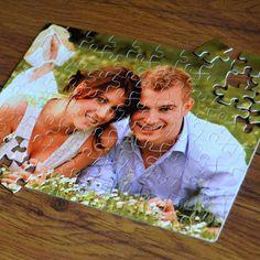 Nincs is annál jobb, mikor egy születésnap vagy névnap alkalmából összejön a család. Ilyenkor a legjobb időtöltés lehet a közös játék. Ajándékozzon egyedi képpel ellátott puzzle-t, melyet akár azonnal közösen ki is próbálhatnak. A fényképes puzzle anyaga karton, mérete 14,5x20cm és 63db-os.3 év alatti gyerekeknek nem ajánlott! Puzzle, Cover, Paper Board, Puzzles, Puzzle Games, Riddles