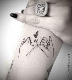 Instagram photo by tatuagensfemininas - Amigas para sempre  Marque a sua amiga, que você faria esta tattoo junto com ela!  . Feita pelo Tatuador/ Tattoo Artist: @mercuri_michele • ℐnspiração ✩ ℐnspiration • ¨°o.イลイนลʛ૯ຖຮ Բ૯൬ⅈຖⅈຖลຮ.o°¨ . ¨°o.Ⓘⓝⓢⓟⓘⓡⓔ-ⓢⓔ.o°¨ . . #tattoo #tattoos #tatuagem #tatuagens #tatouage #tatuaje #ink #tattooed #tumblr #tumblrgirl #tattooer #tatuador #instagram #tutorial #diy #tattooedgirls #tatuagensfemininas #amigas #friends #friendstattoo #amiga
